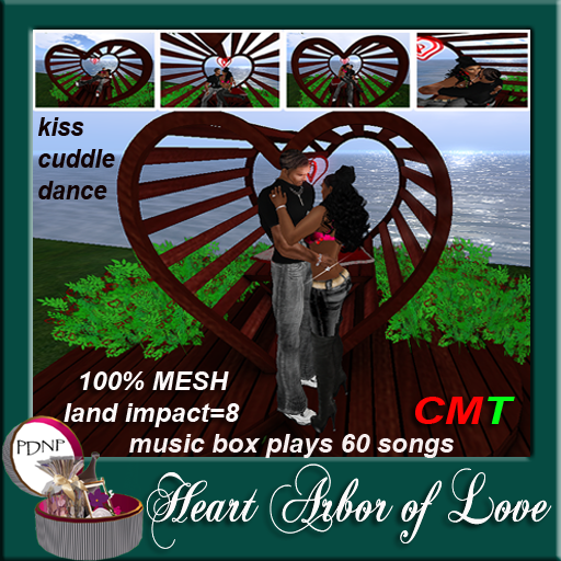 HEART ARBOR OF LOVE AD2